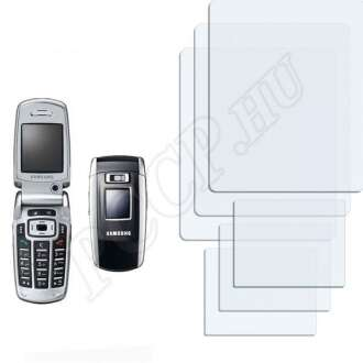 Samsung Z500 kijelzővédő fólia