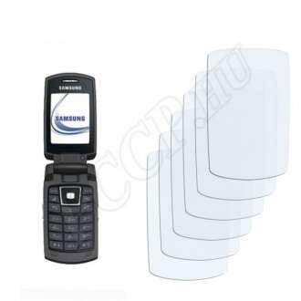 Samsung Z560 kijelzővédő fólia