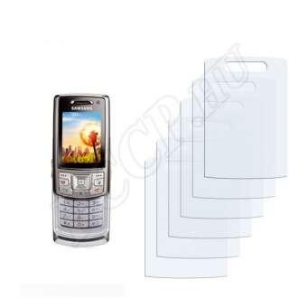 Samsung Z630 kijelzővédő fólia