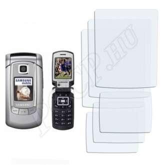 Samsung ZV50 kijelzővédő fólia