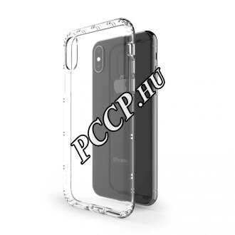 Sasmung Galaxy Note 10 Plus átlátszó szilikon hátlap