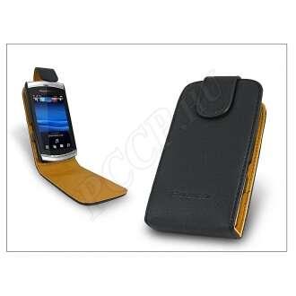 Sony-Ericsson Vivaz fekete flip tok