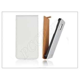 Sony Xperia Z fehér flip tok
