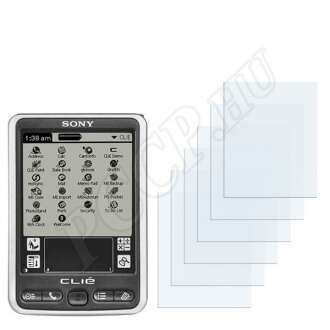 Sony CLIE T-675 kijelzővédő fólia