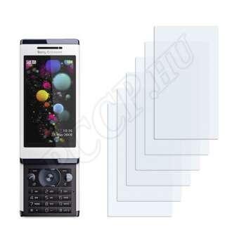 Sony Ericsson Aino kijelzővédő fólia