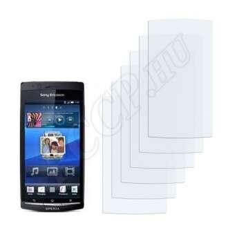 Sony Ericsson Anzo kijelzővédő fólia