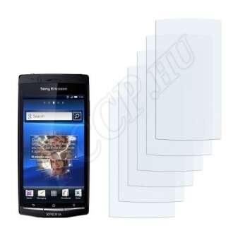 Sony Ericsson Anzu kijelzővédő fólia
