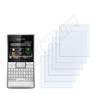 Sony Ericsson Aspen kijelzővédő fólia