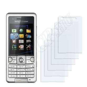 Sony Ericsson C510 Kate kijelzővédő fólia