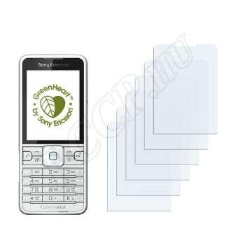 Sony Ericsson C901 GreenHeart kijelzővédő fólia