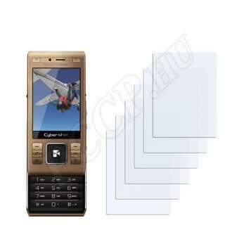 Sony Ericsson C905 kijelzővédő fólia