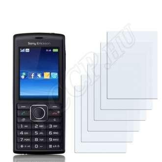Sony Ericsson Cedar Green Heart kijelzővédő fólia