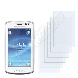 Sony Ericsson CK15i txt pro kijelzővédő fólia
