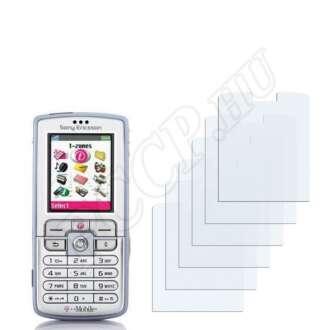 Sony Ericsson D750i kijelzővédő fólia