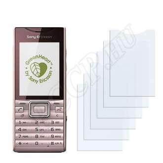 Sony Ericsson Elm kijelzővédő fólia