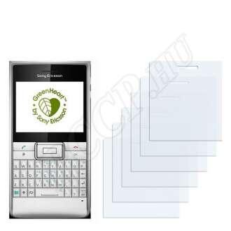 Sony Ericsson Faith kijelzővédő fólia