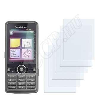 Sony Ericsson G700 kijelzővédő fólia