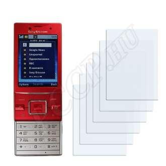 Sony Ericsson Hazel kijelzővédő fólia
