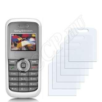 Sony Ericsson J100i kijelzővédő fólia