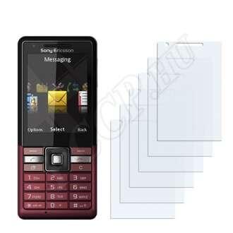 Sony Ericsson J105i kijelzővédő fólia