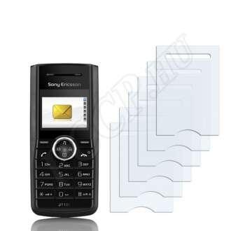 Sony Ericsson J110i kijelzővédő fólia