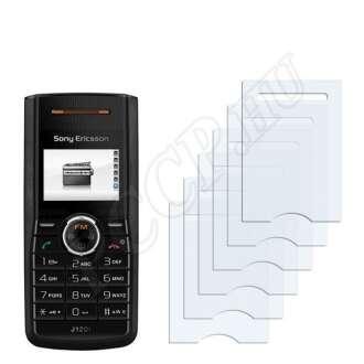 Sony Ericsson J120i kijelzővédő fólia