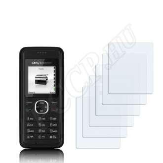 Sony Ericsson J132 kijelzővédő fólia
