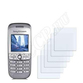 Sony Ericsson J210i kijelzővédő fólia