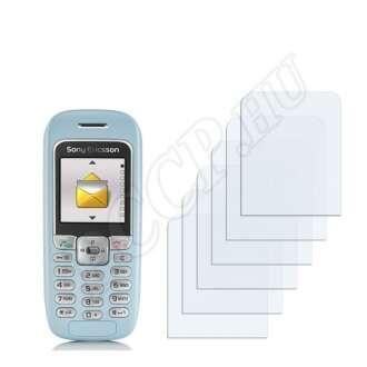 Sony Ericsson J220i kijelzővédő fólia