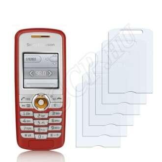 Sony Ericsson J230i kijelzővédő fólia
