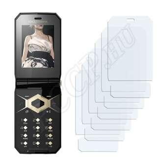 Sony Ericsson Jalou kijelzővédő fólia