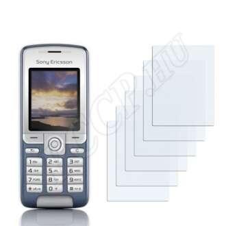 Sony Ericsson K310i kijelzővédő fólia