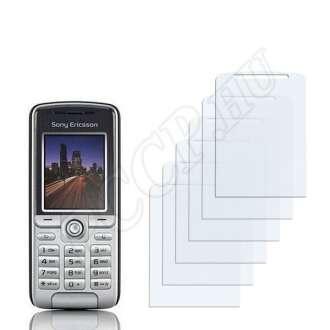 Sony Ericsson K320i kijelzővédő fólia