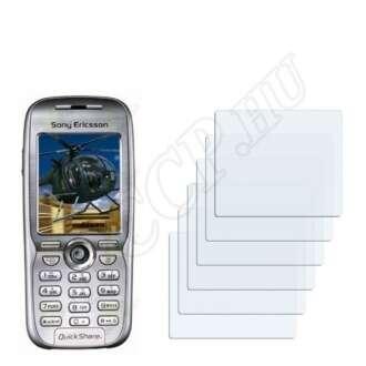Sony Ericsson K508i kijelzővédő fólia