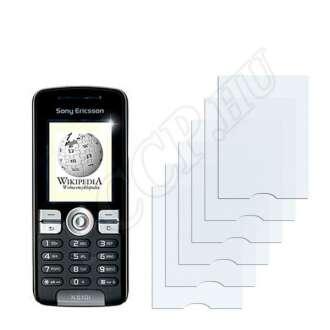 Sony Ericsson K510i kijelzővédő fólia