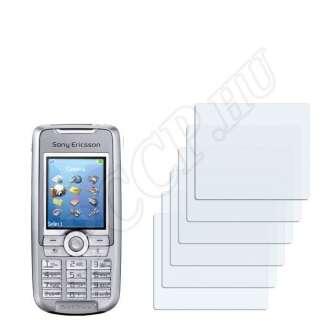 Sony Ericsson K700i kijelzővédő fólia