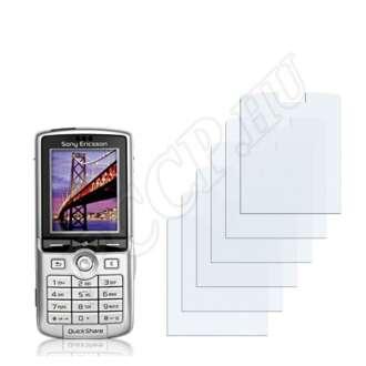 Sony Ericsson K750i kijelzővédő fólia