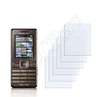 Sony Ericsson K770i kijelzővédő fólia