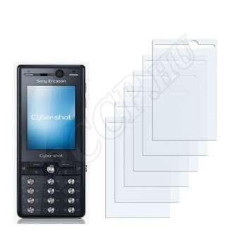 Sony Ericsson K810i kijelzővédő fólia