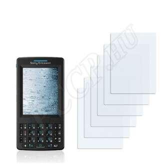 Sony Ericsson M600i kijelzővédő fólia