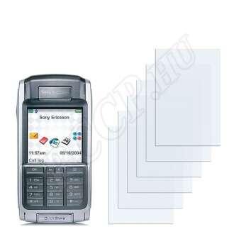 Sony Ericsson P910i kijelzővédő fólia