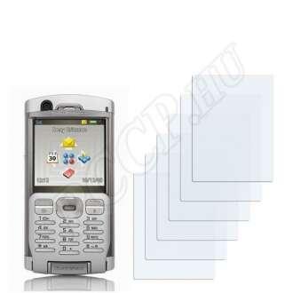 Sony Ericsson P990i kijelzővédő fólia