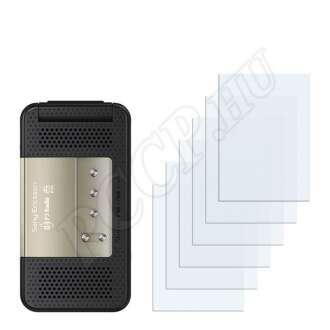 Sony Ericsson R306i kijelzővédő fólia