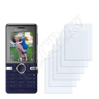 Sony Ericsson S312 kijelzővédő fólia