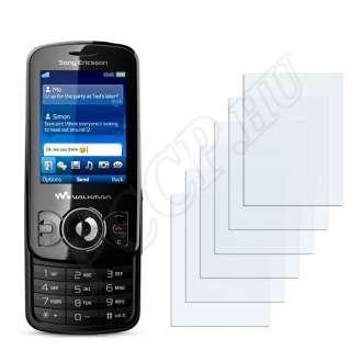 Sony Ericsson Spiro kijelzővédő fólia