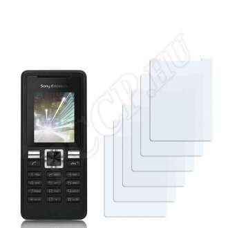 Sony Ericsson T250a kijelzővédő fólia