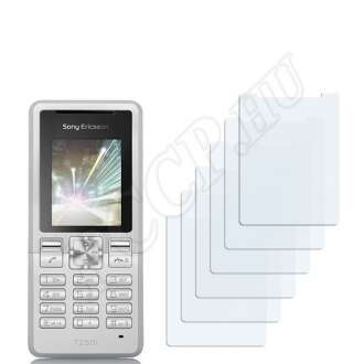 Sony Ericsson T250i kijelzővédő fólia