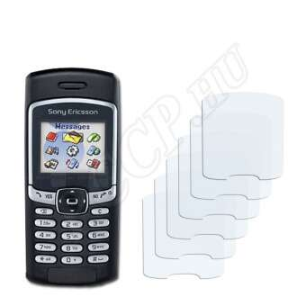 Sony Ericsson T290i kijelzővédő fólia
