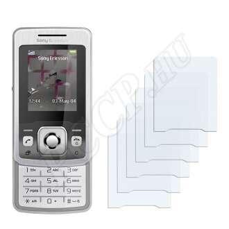 Sony Ericsson T303 kijelzővédő fólia