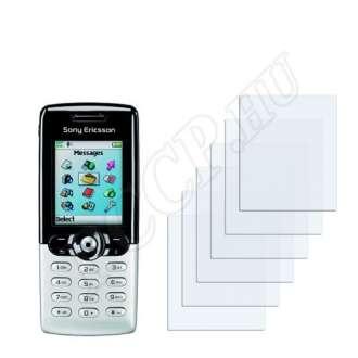 Sony Ericsson T610 kijelzővédő fólia
